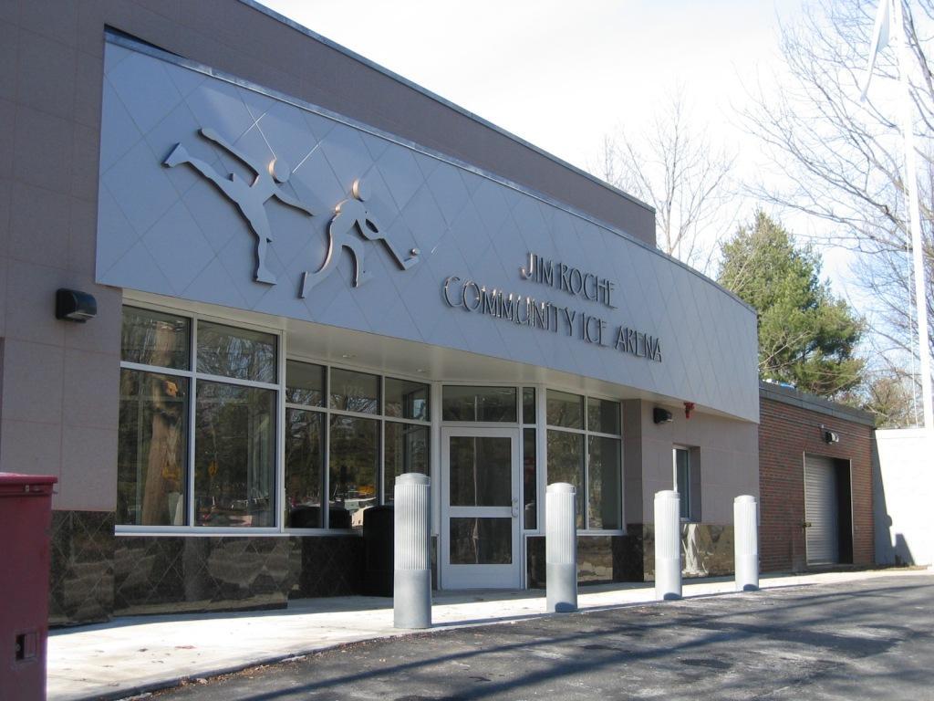 Jim Roche Community Ice Arena West Roxbury, MA