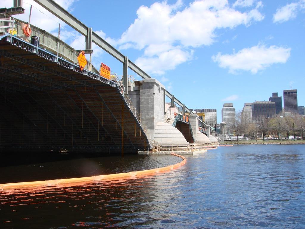 Longfellow Bridge Rehabilitation Boston/Cambridge, MA