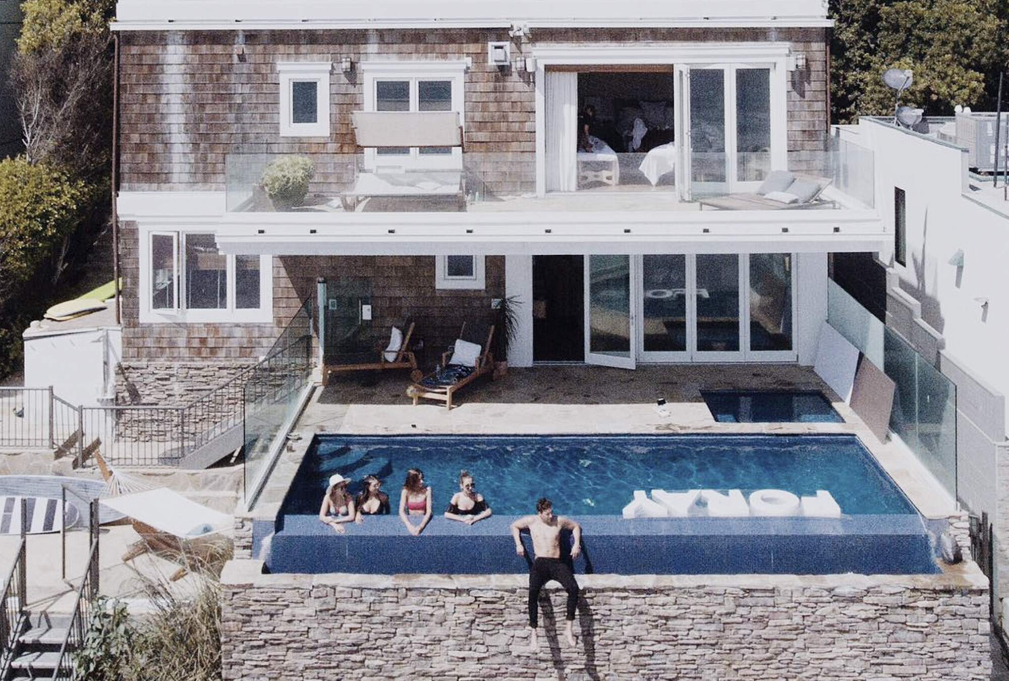 Proprietary Entity: Malibu Beach House