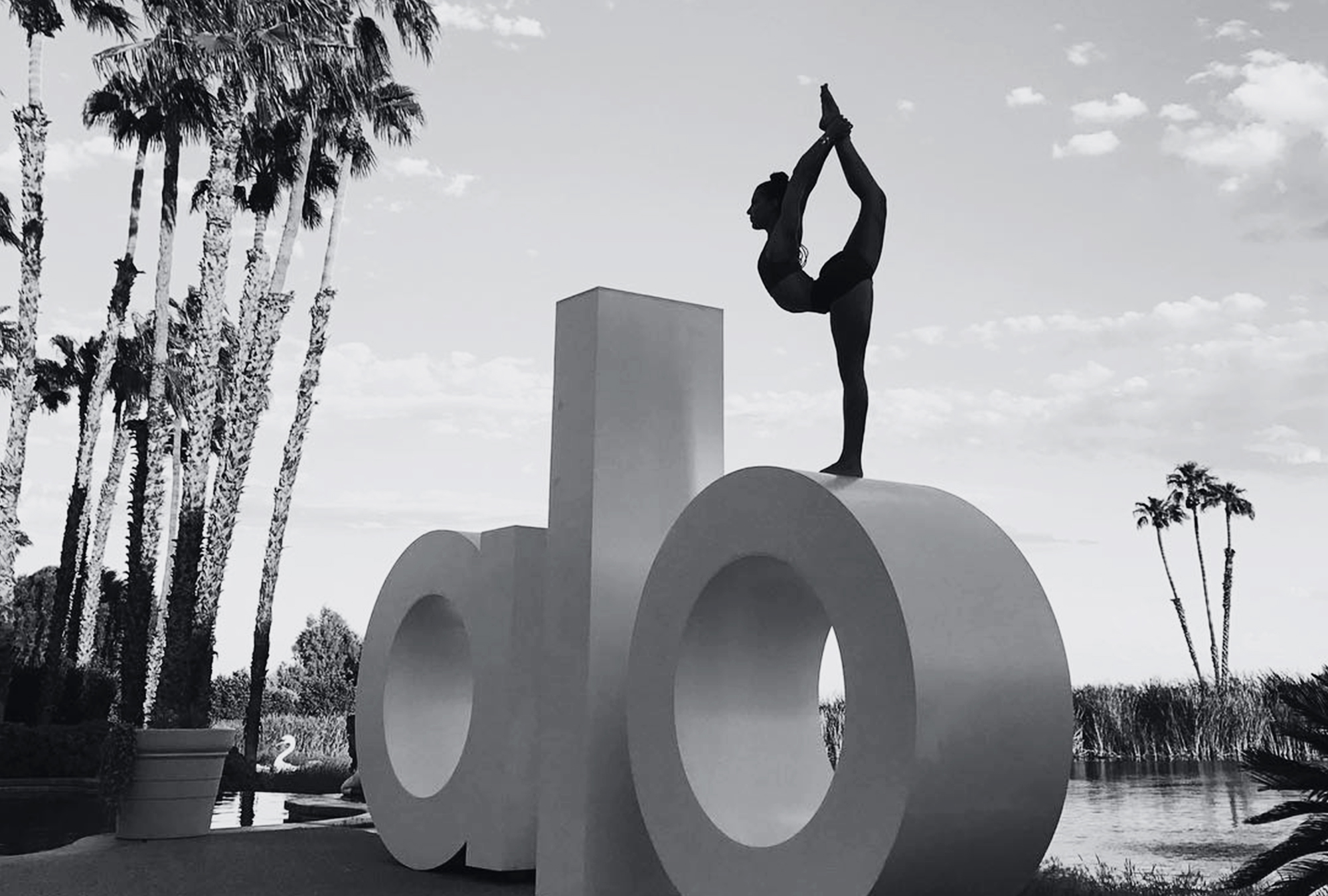Full-Service Agency: Alo Yoga Retreat