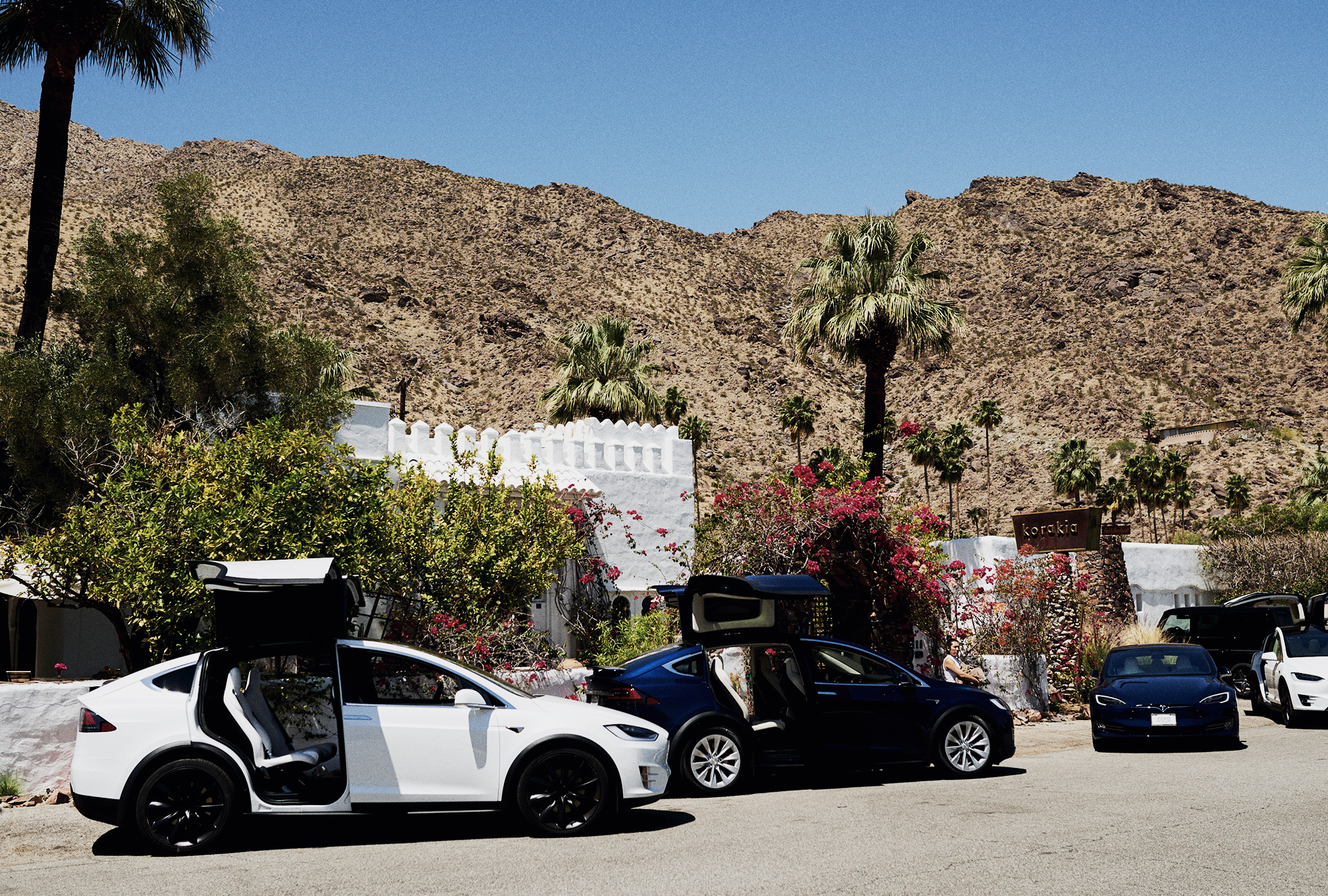Full-Service Agency: Tesla Motors
