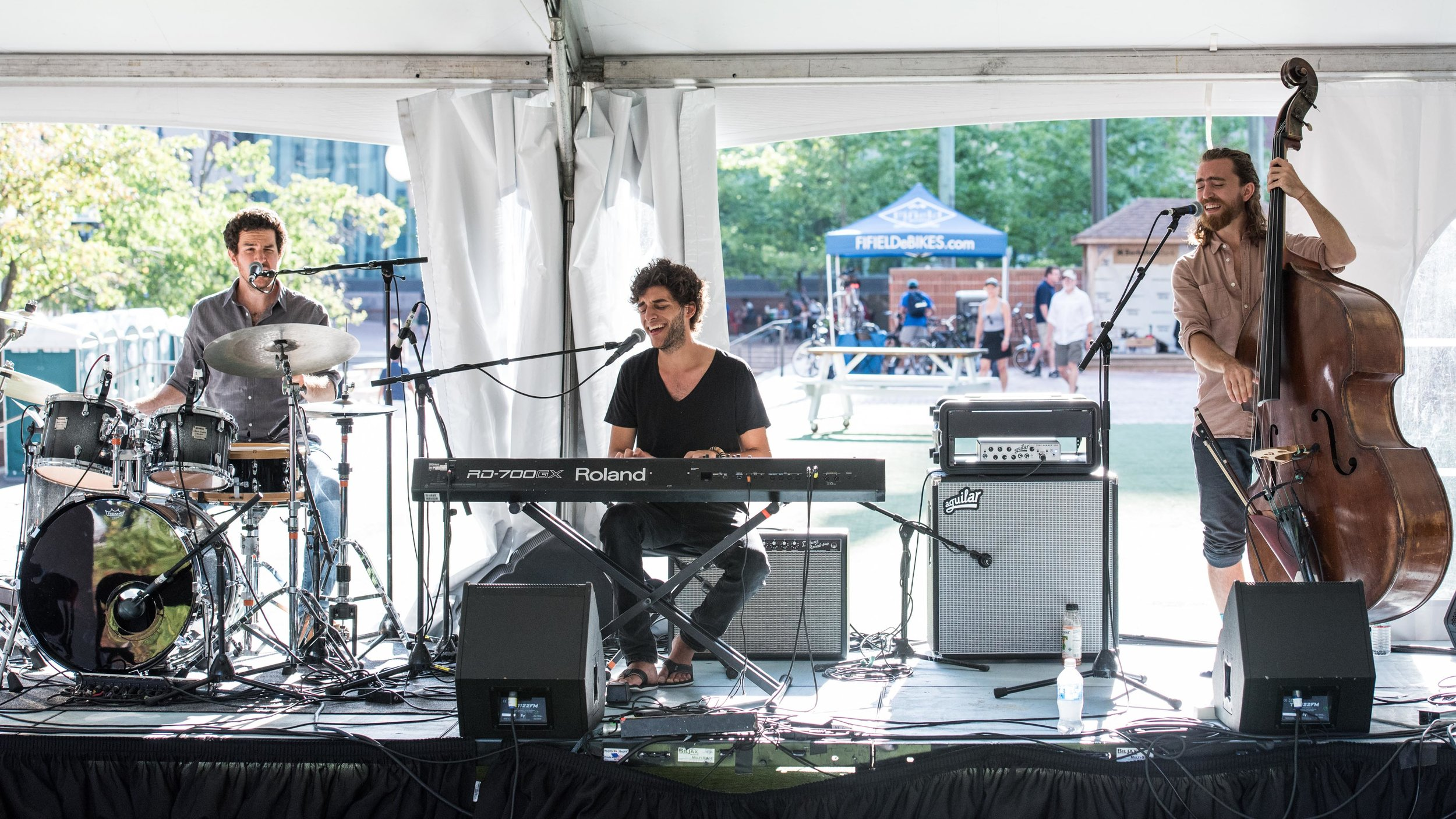 Project live @ Boston Green Fest