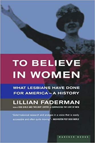 Author: Lillian Faderman