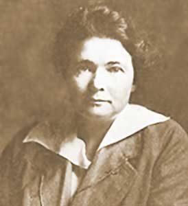 Anna Henrietta Martin