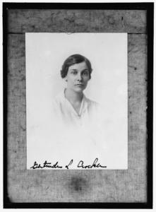 Gertrude Crocker