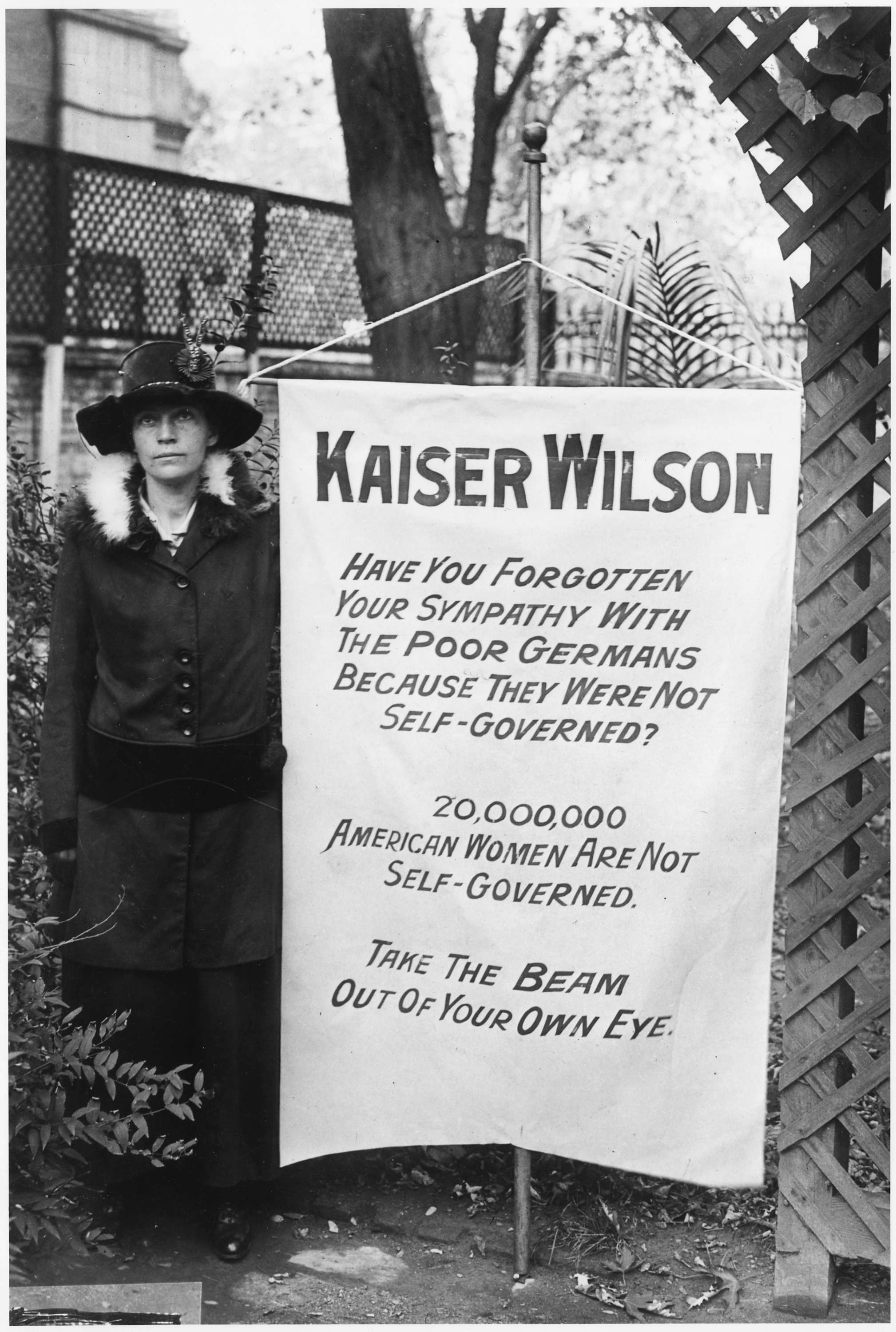 Image: Kaiser Wilson...Take the Beam Out of Your Own Eye