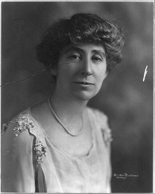 Jeanette Rankin: Activist for World Peace, Women's Rights, and Democratic Government