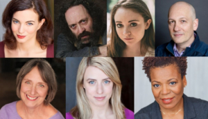 "Article: ""Her Story Theater Announces Cast for INVISIBLE""    Source: Broadway World"