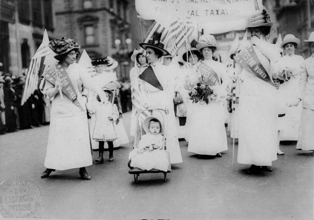 19th Amendment guaranteeing women the right to vote was passed 100 years ago today
