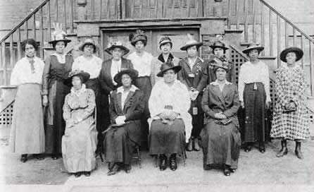 National Association of Colored Women