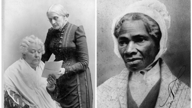 Sojourner Truth added to proposed women's suffrage monument in Central Park