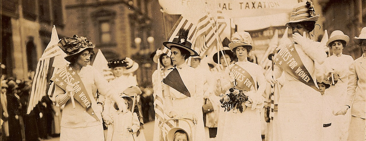 Why we need more biographies of suffragists