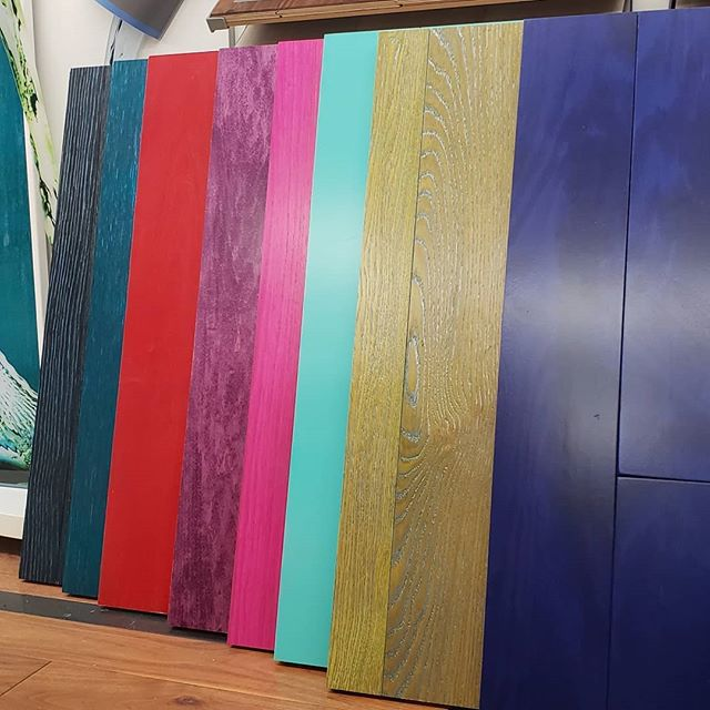 In a world that wants you to just blend in, be the pop of color. We can help! Check out the rainbow of possibilities in our Northern Liberties showroom, including this brand new colorful custom line of hardwood floors, ideal for making your design as unique as can be. . . . . . #bellfloorco #thinkoutsidethehex #hardwoodflooring #woodfloors #customdesign #customfloors #colorpop #floorsforkids #tastetherainbow #🌈 #interiordesign #phillystyle #eccentric #accentfloor #designtime #designinspiration #colorful #flooring #floors #create #commercialdesign #designideas #moderndecor