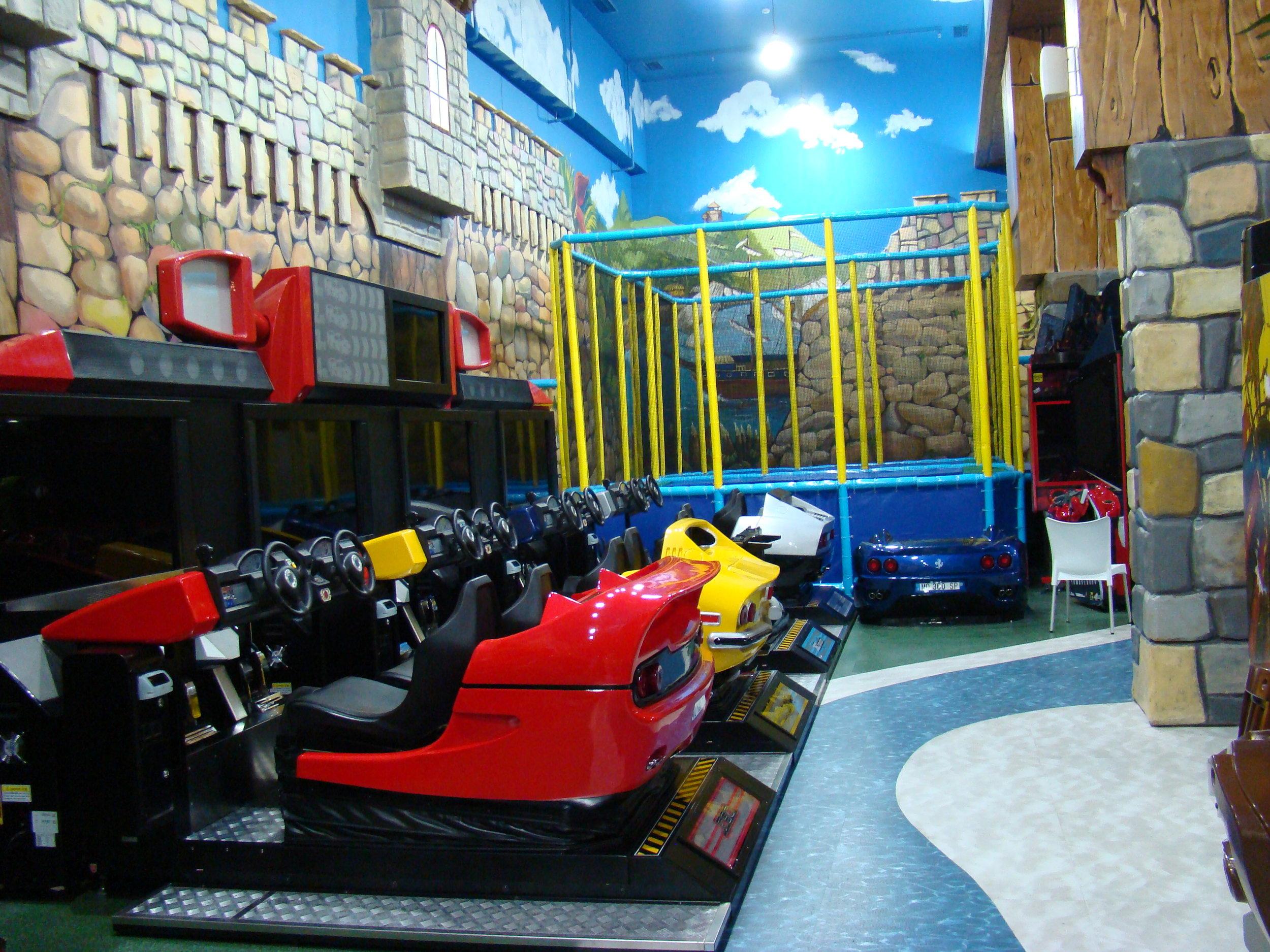 Indoor Playground Business Plan, Edutainment, Family Entertainment, FEC Development