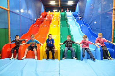 Boys on Rainbow slide BB.jpg