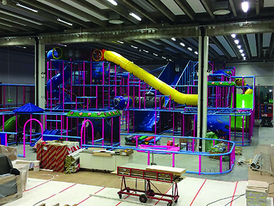 Stage 2 in our work together is to create and develop the Masterplan. Here we choose amusement devices and  attractions. We'll establish all that is  required for your successful business  operation which includes but isn't  limited to visitor flow, zoning details,  suggested entrances and exits, etc.  Our customers are involved in the process and we are working together as a team. One of the most important things for the project is TRUST.