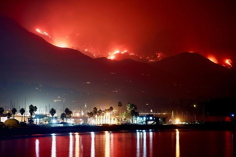 Image from the Santa Barbara Independent by Morgan Maassen