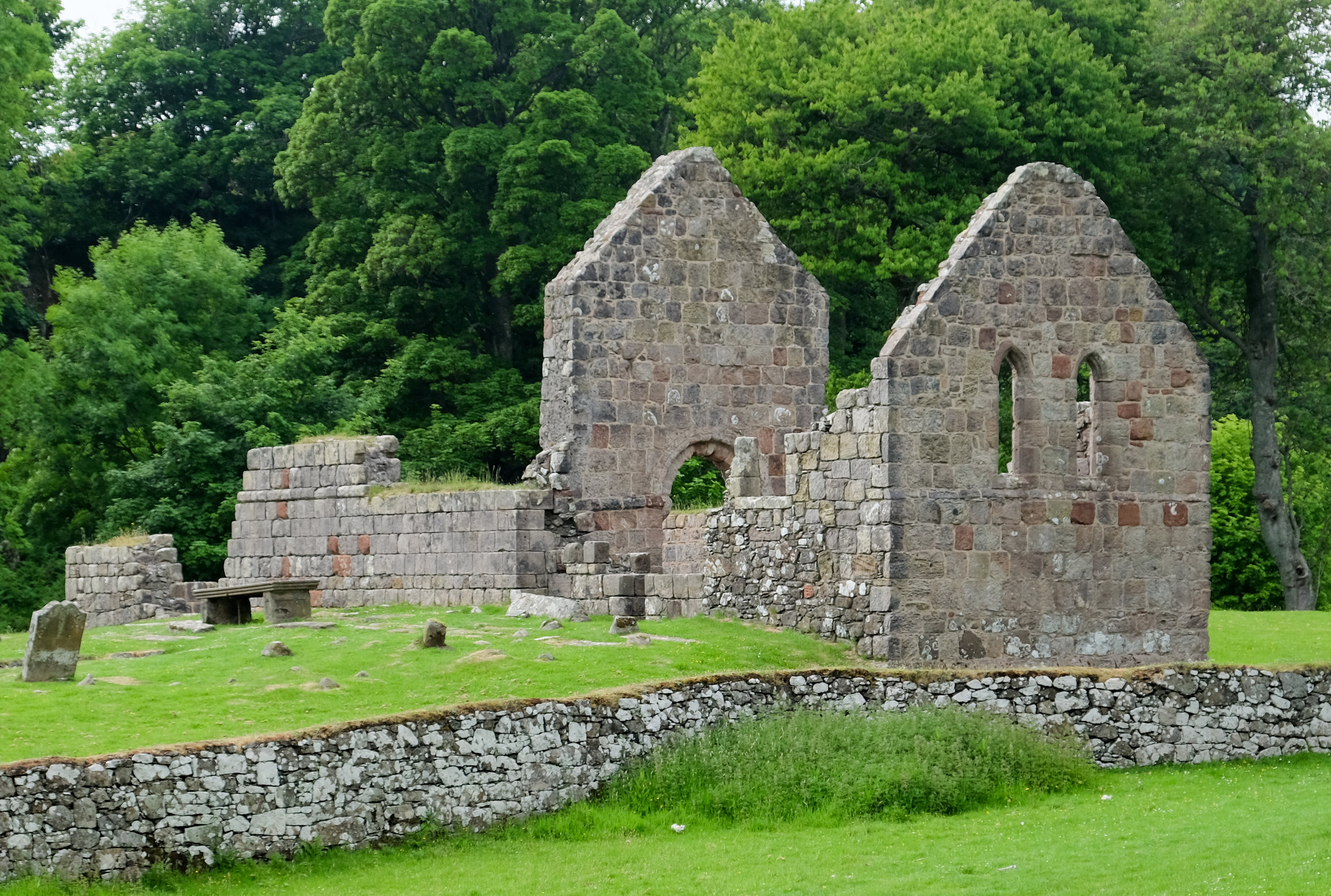St_Blane's_Church, Isle of Bute - Day tours with walks from Glasgow, small group adventures, Roaming Scotland.JPG