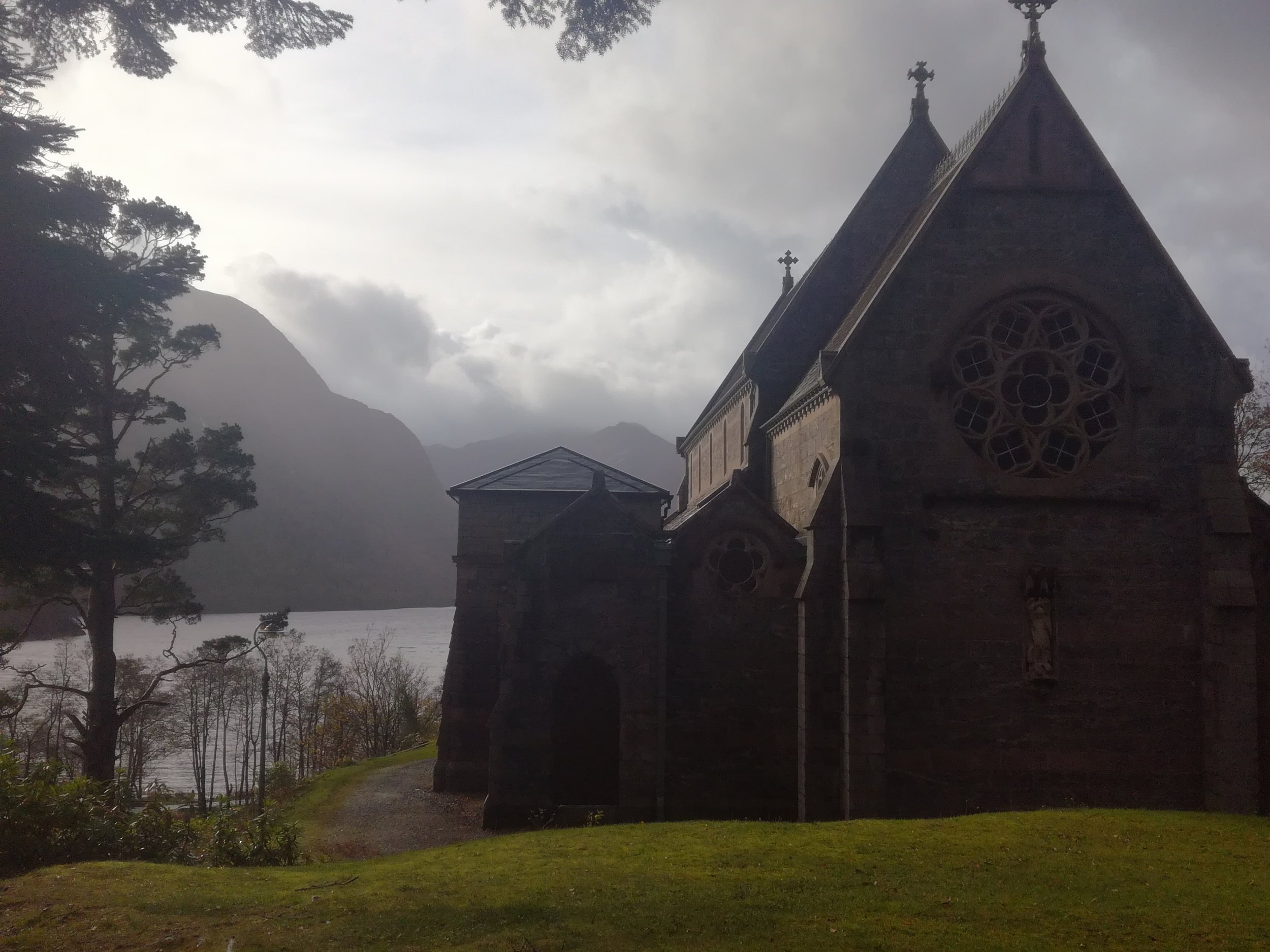 Church at Glenfinnan -  Tour & Walk in small groups - Roaming Scotland..jpg