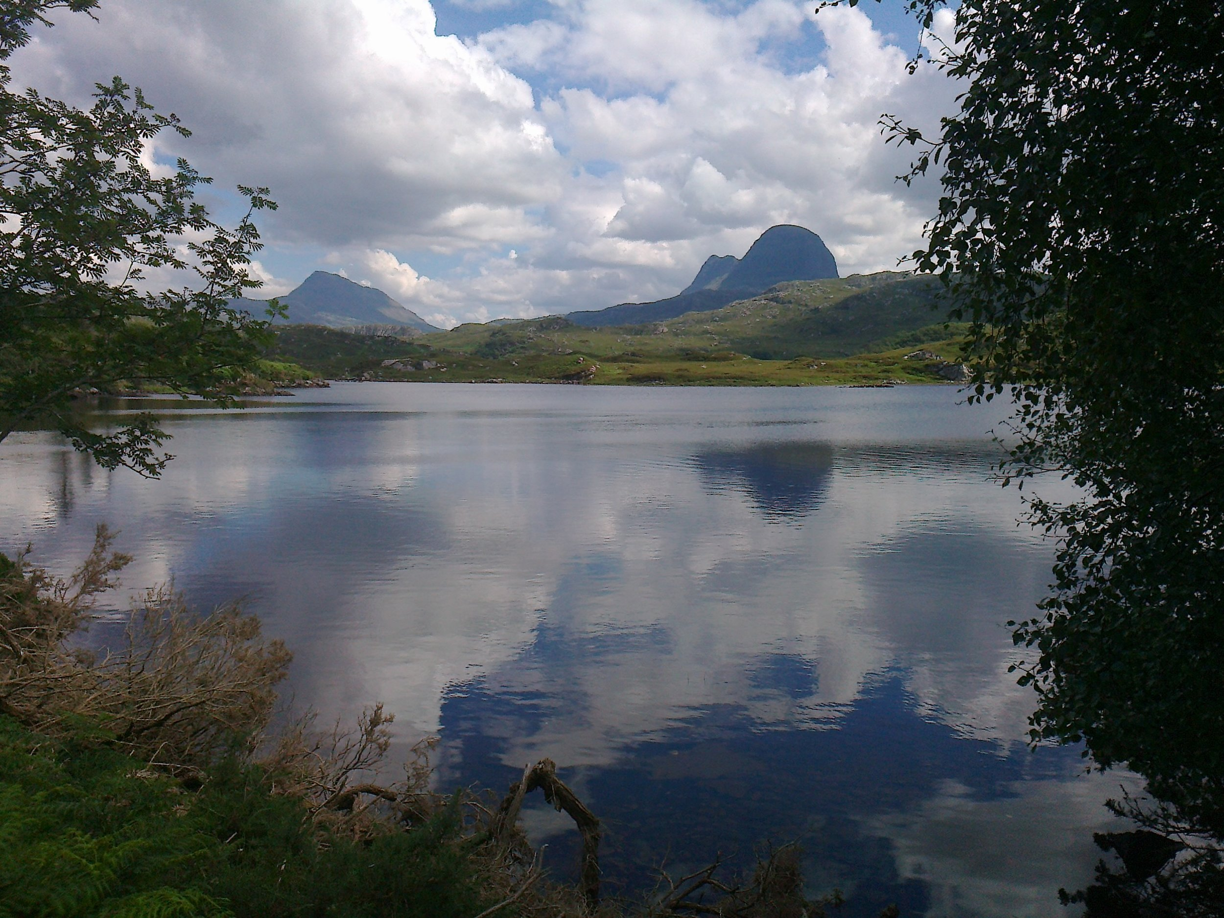Suilven and Canisp, Assynt -  Tour & Walk in small groups - Roaming Scotland..jpg