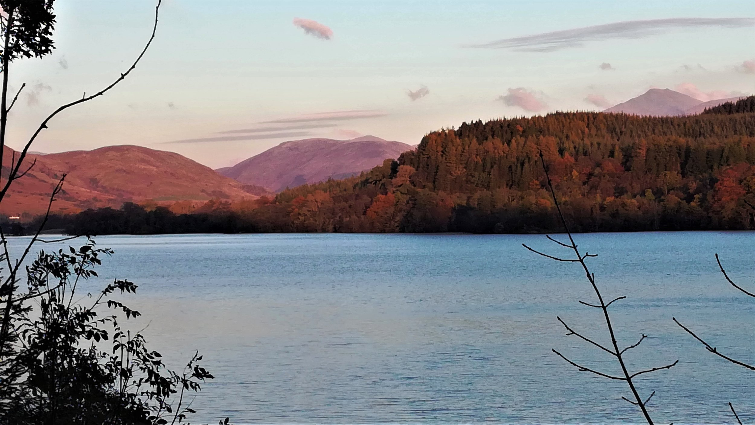 Loch Awe, Scottish Highlands,tours with walks, small group adventures, Roaming Scotland .jpg