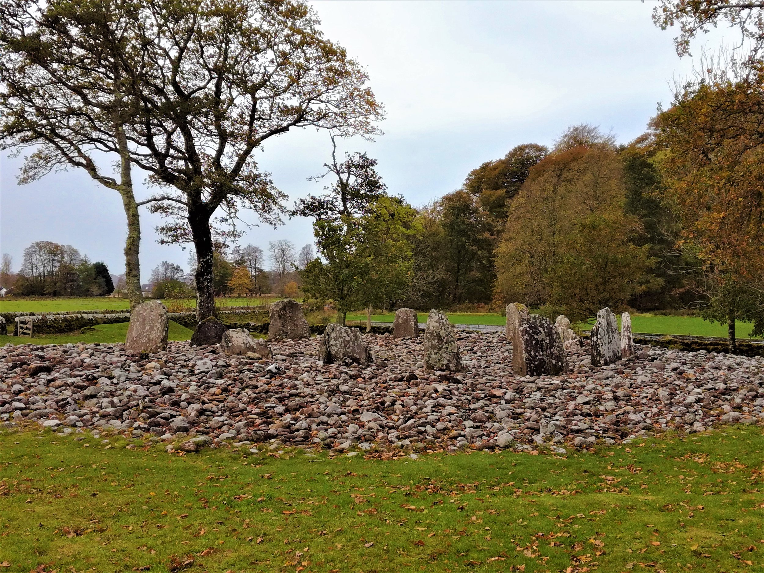 Stone circle and burial cist, Kilmartin, Argyll -  Tour & Walk in small groups - Roaming Scotland.jpg