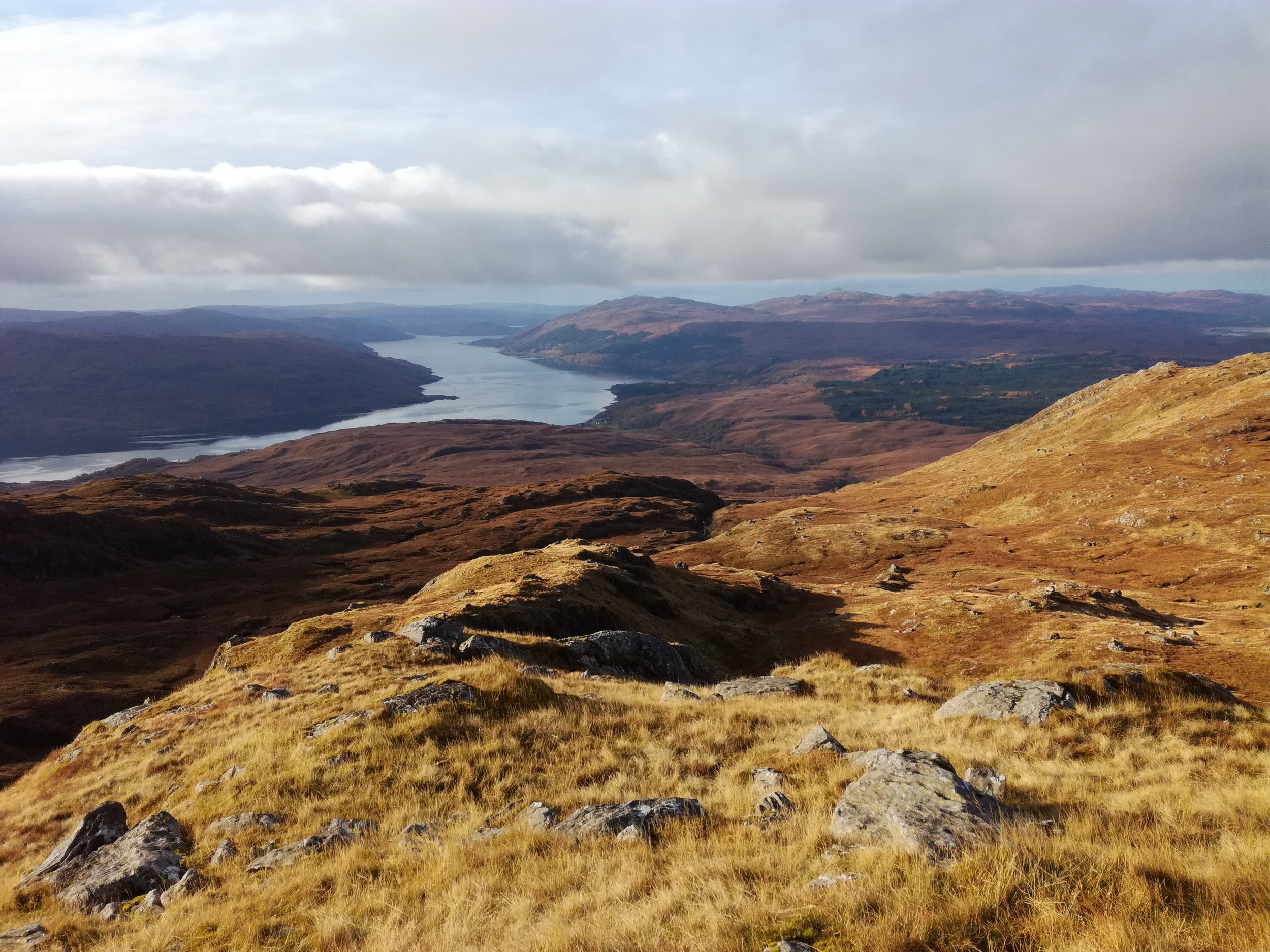 Loch Awe, Argyll, Scottish tours with walks, small group adventures, Roaming Scotland.jpg