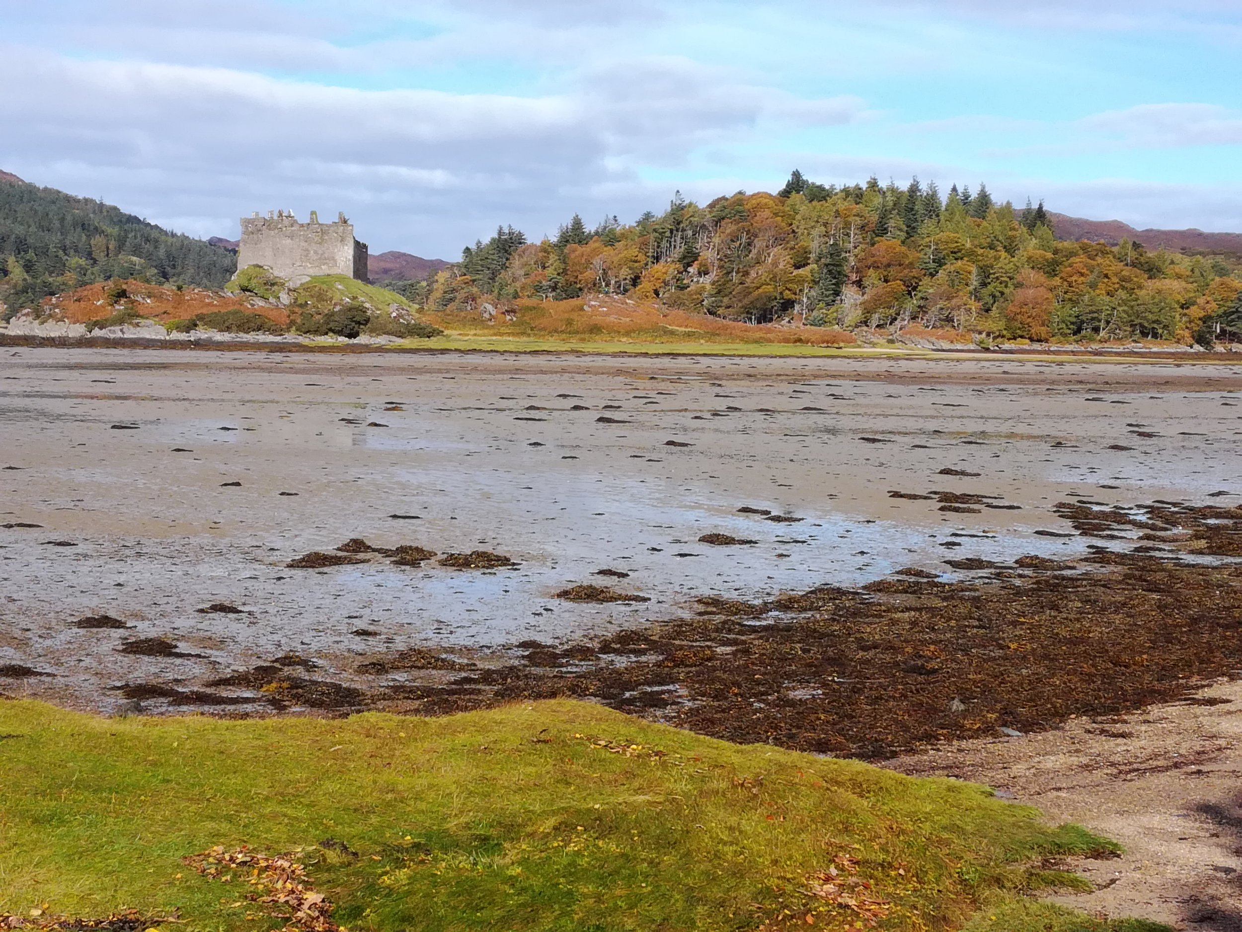 Castle Tioram, Scottish Highlands,tours with walks, small group adventures, Roaming Scotland .jpg