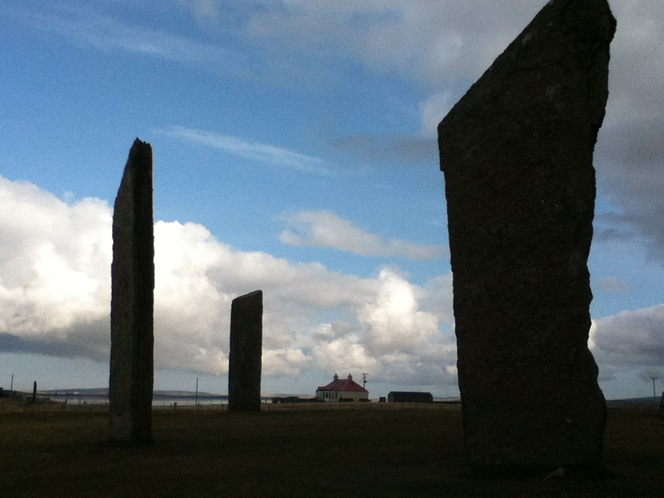 Stones of Stenness, Orkney Isles -  Tour & Walk in small groups - Roaming Scotland..jpg