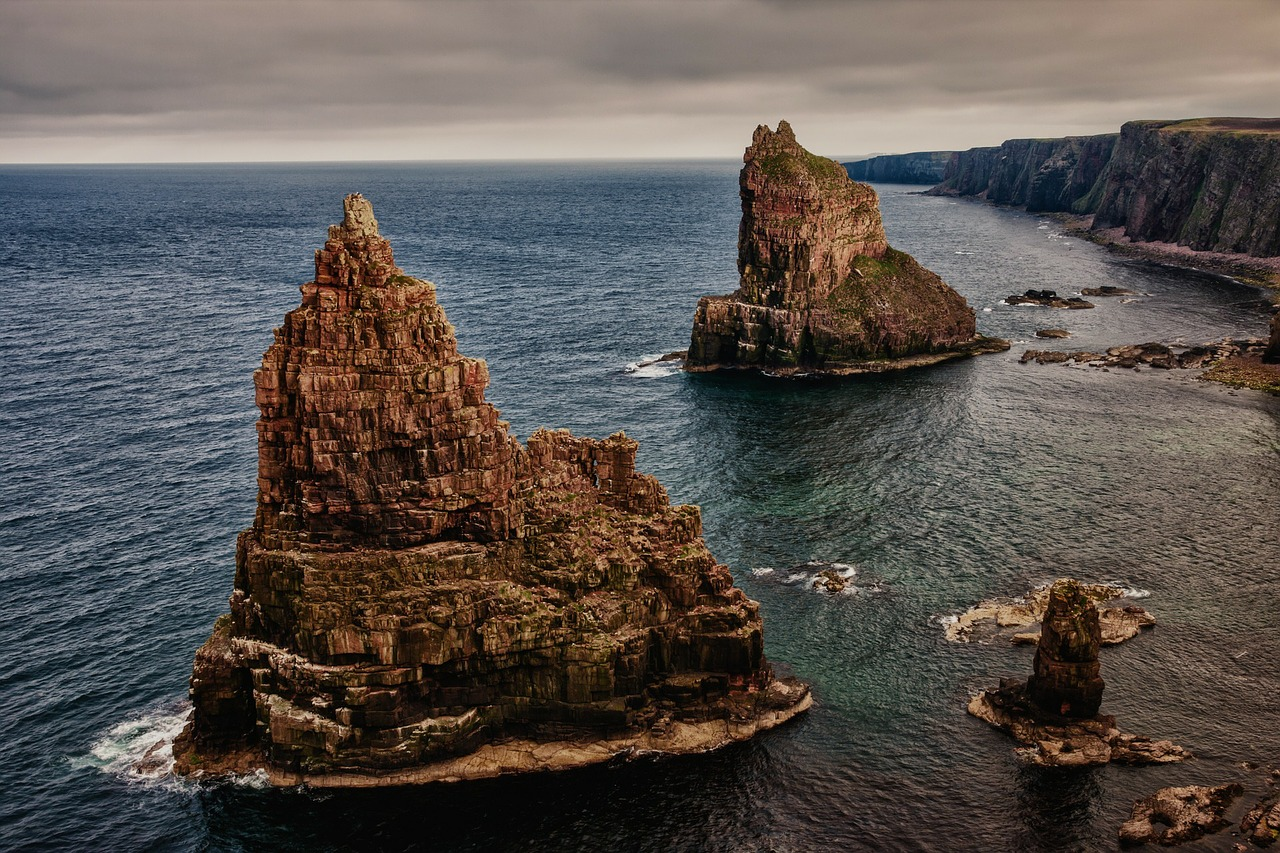 Duncansby Stacks, Caithness -  Tour & Walk in small groups - Roaming Scotland..jpg