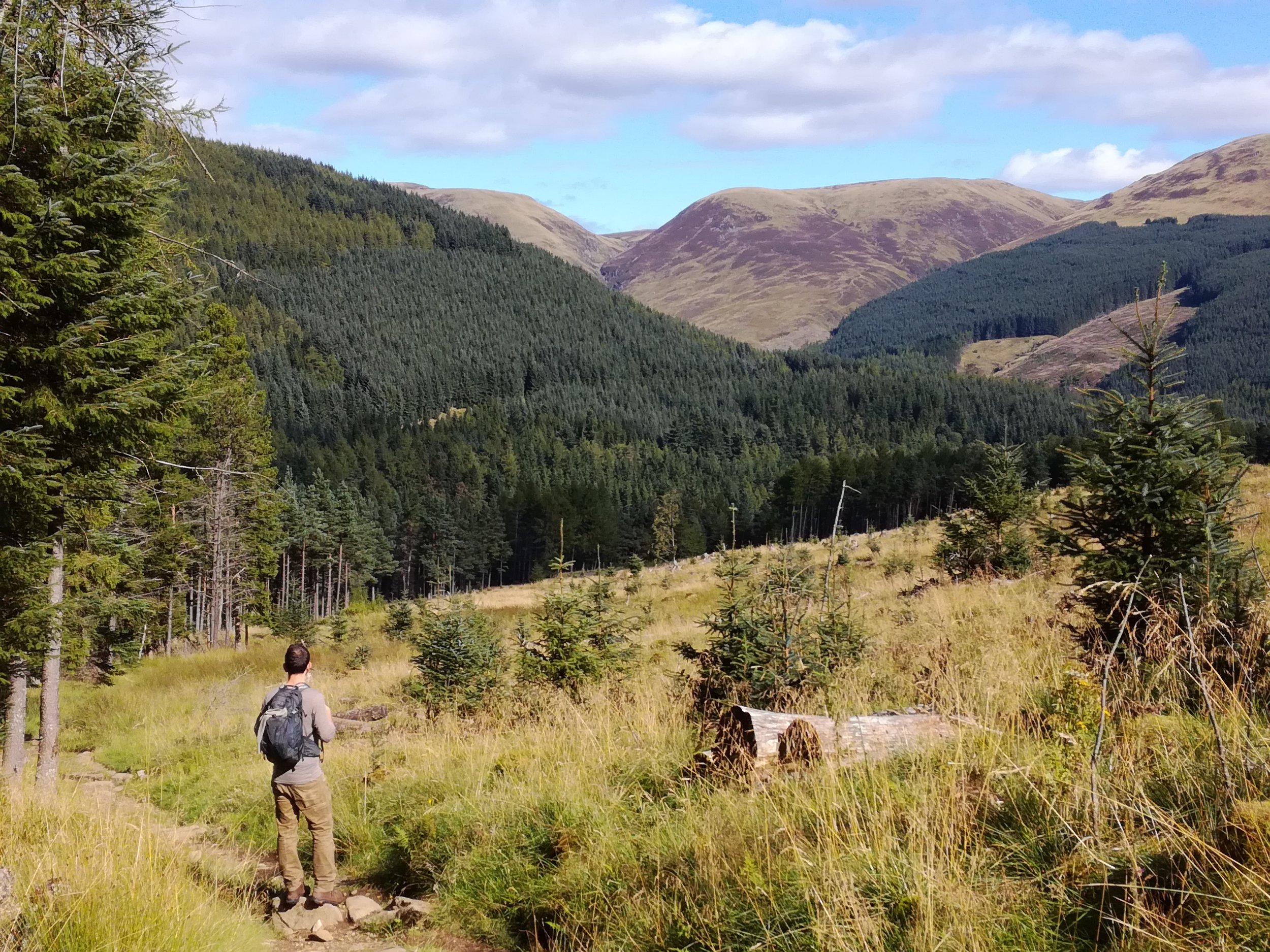 Glen Doll, Nr Braemar-  Tour & Walk in small groups - Roaming Scotland..jpg