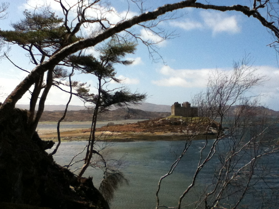 Castle Tioram, Scottish Highlands, tours with walks, small group adventures, Roaming Scotland.jpg