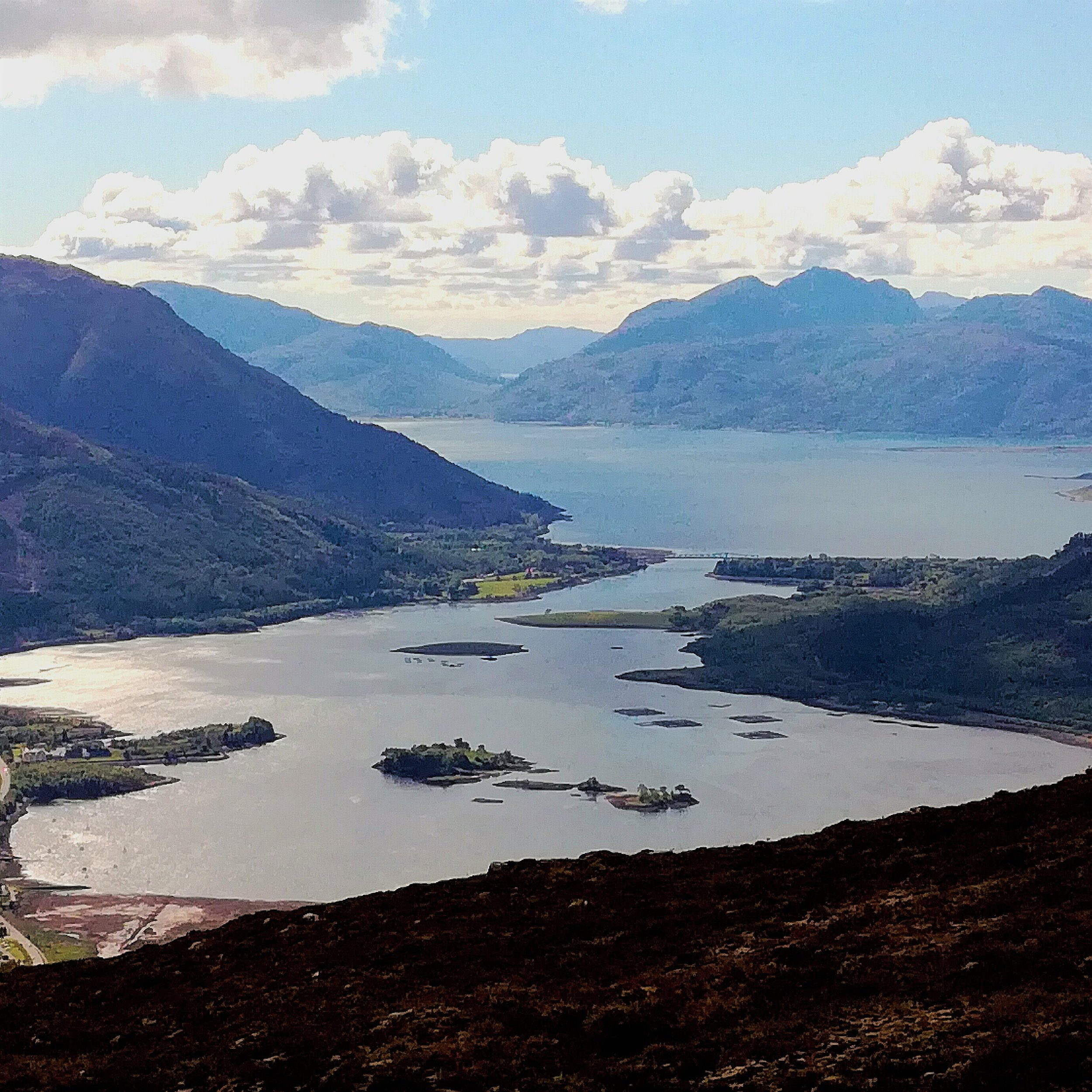 Loch Leven - Tours with Walks Scotland in small groups - Roaming Scotland