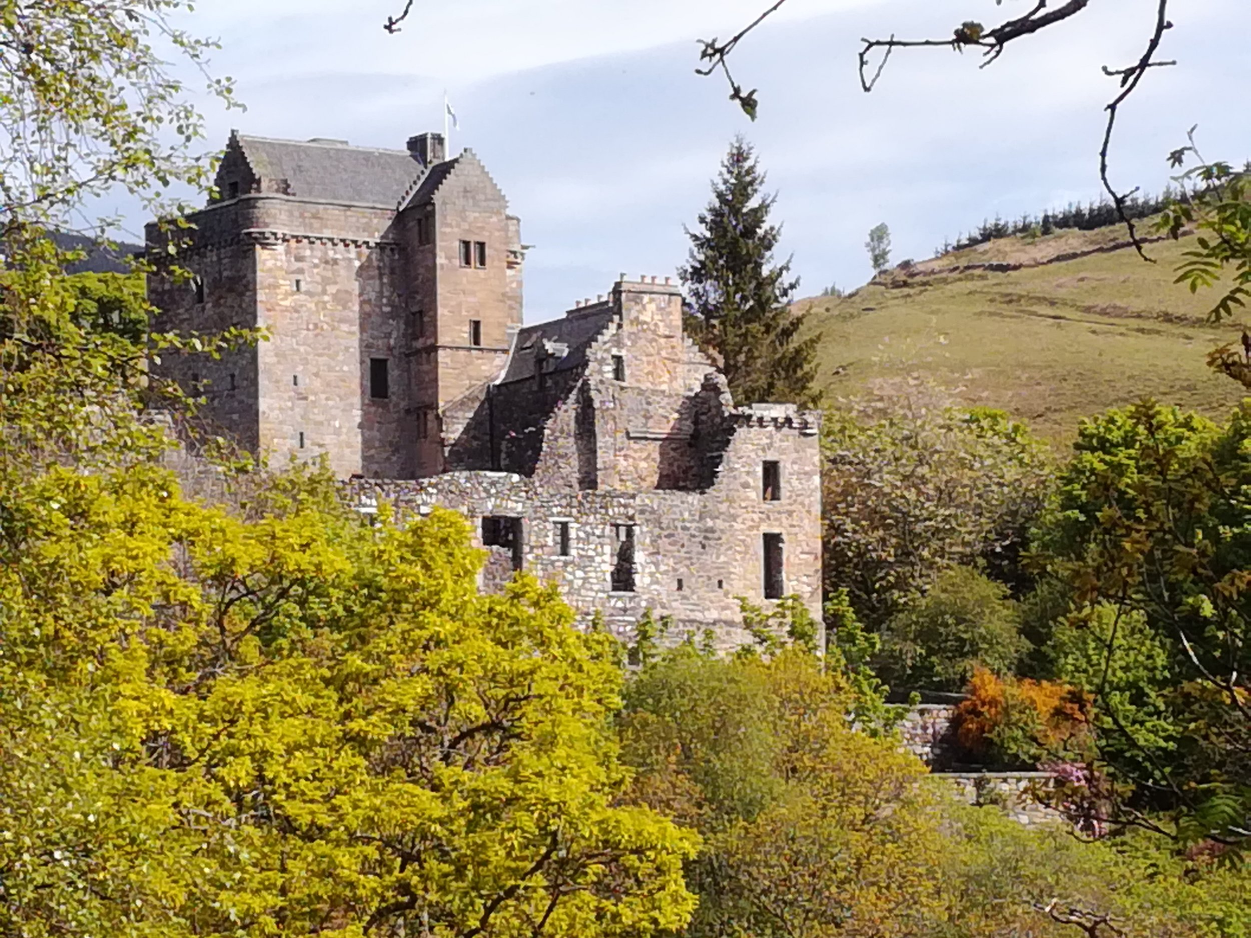 Castle Campbell, Dollar - Tour & Walk Scotland in small group adventures - Roaming Scotland.jpg