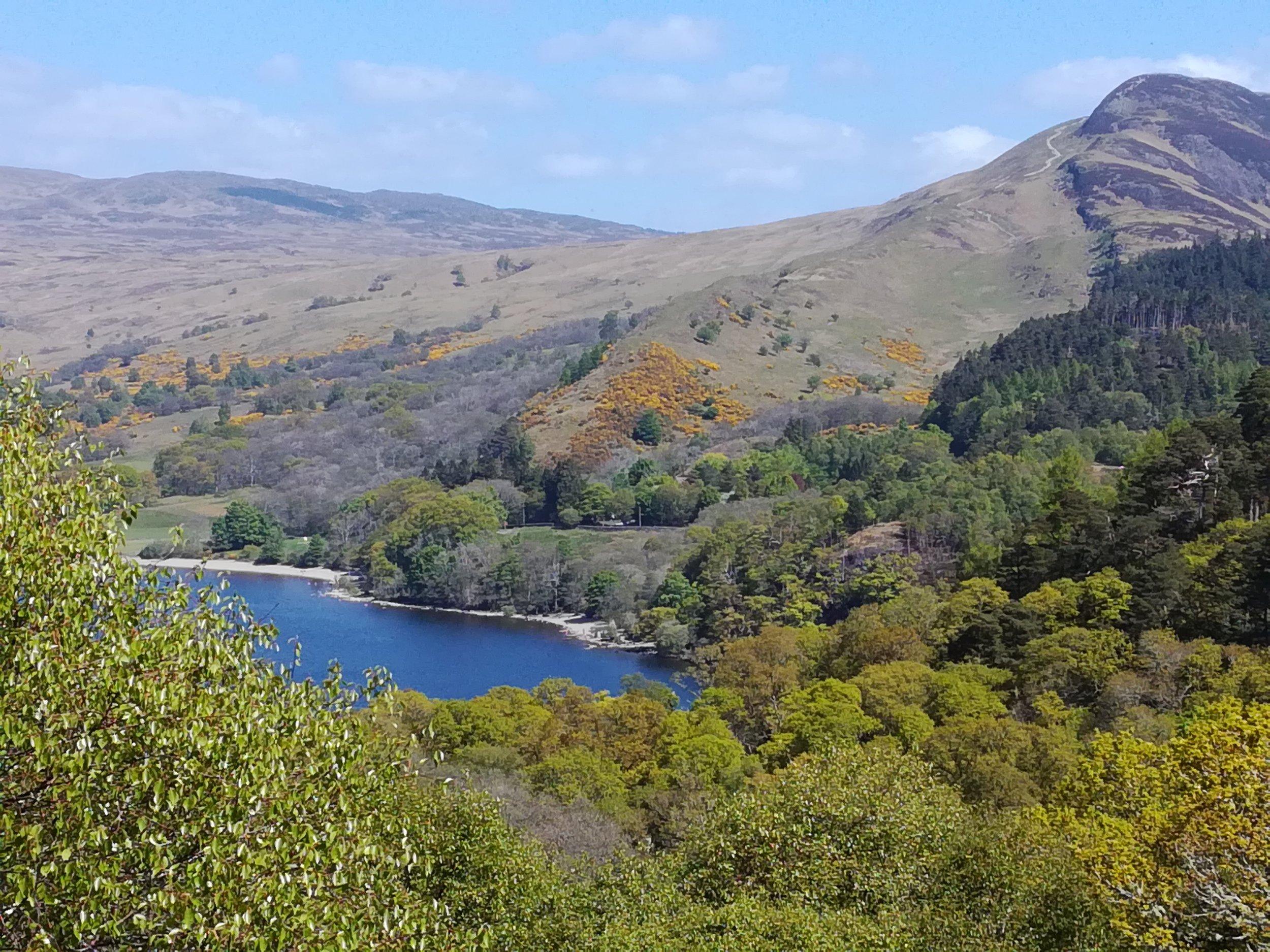 Loch Lomond, Tour & WZalk Scotland in small group adventures - Roaming Scotland. jpg