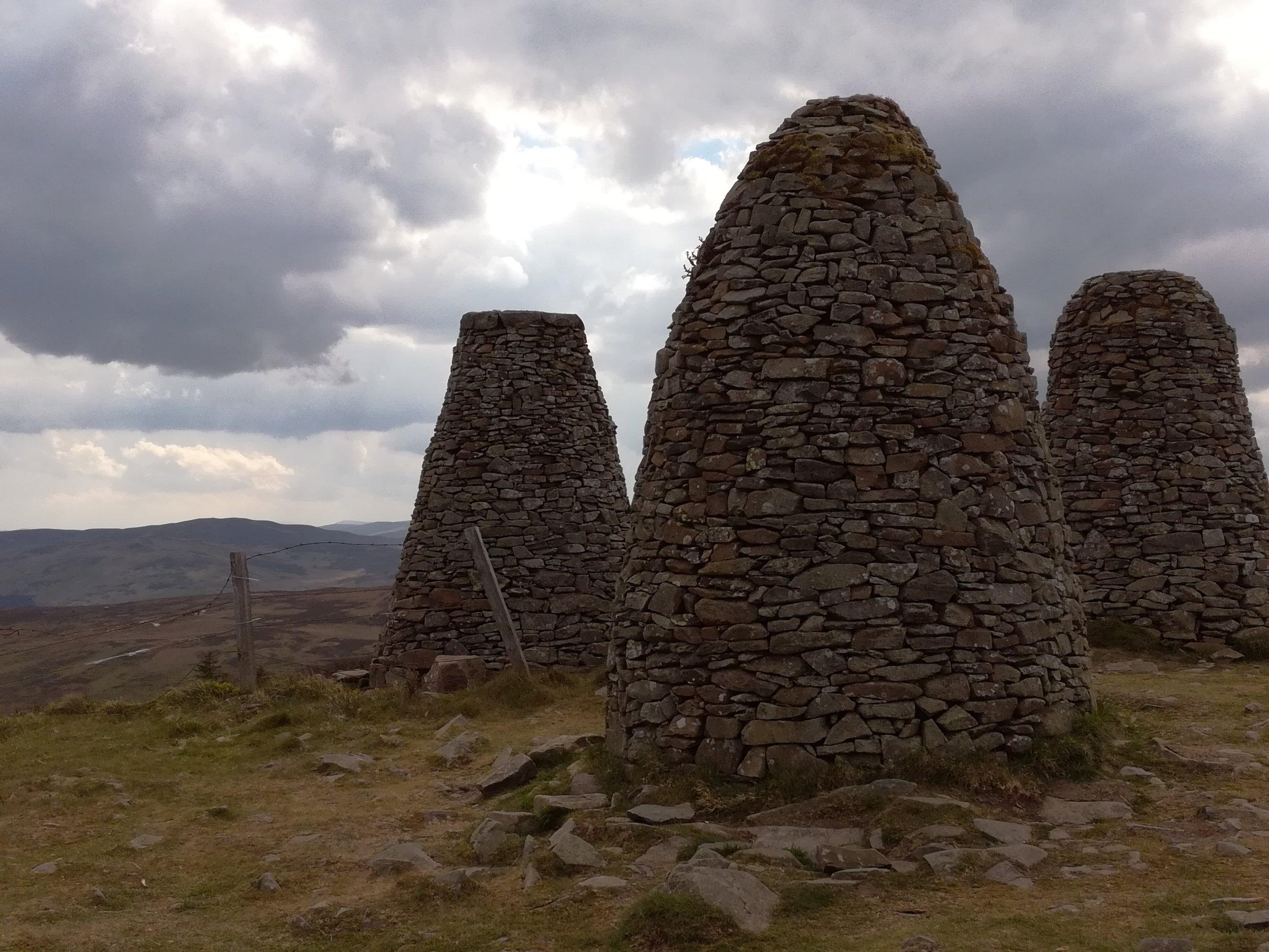 The Three Brethren, Tour & WZalk Scotland in small group adventures - Roaming Scotland. jpg