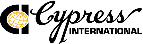 Cypress International's Refreshed Logo