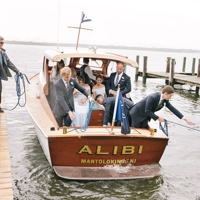 A fine way to travel #bridalparty #groomsmen #newyorkweddingphotographer #newyorkweddingphotography