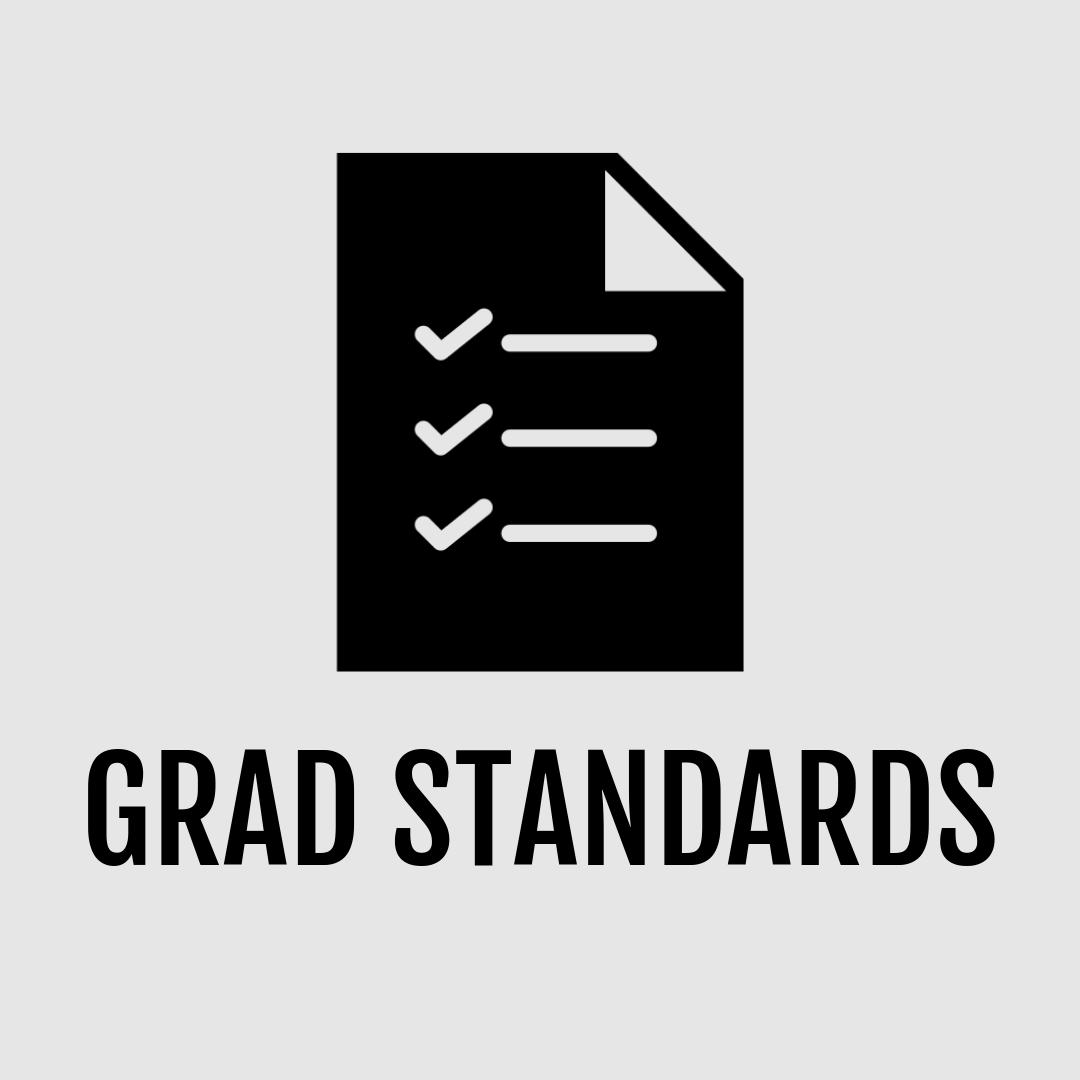 Grad Standards