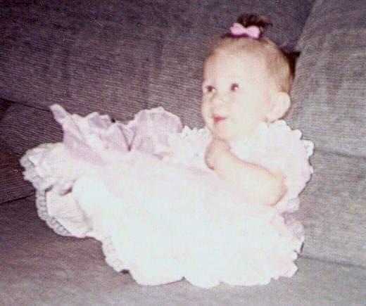 Krystyl Elizabeth, 5 months