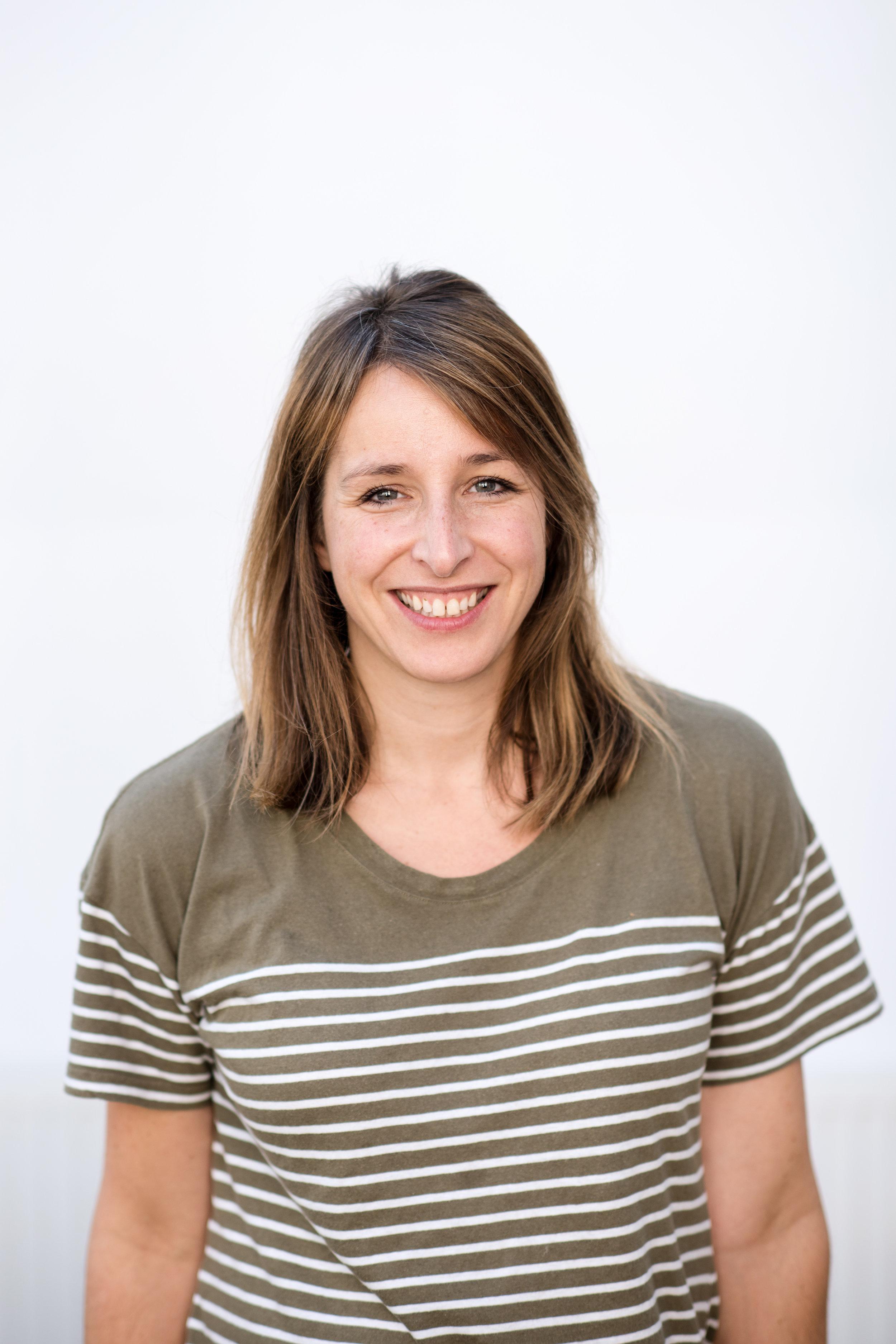 Sue Drake // Head of HR & Finance