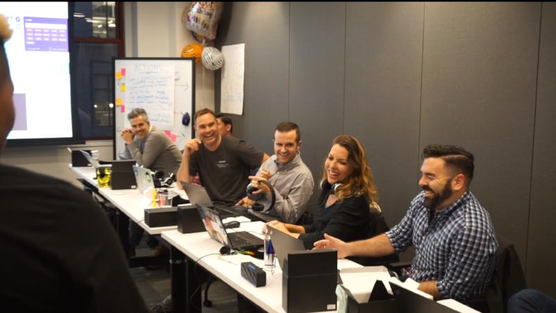 Building Beats Corporate Workshop LinkedIn