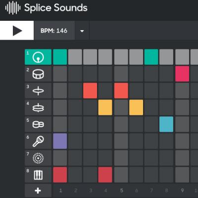 Splice beatmaker