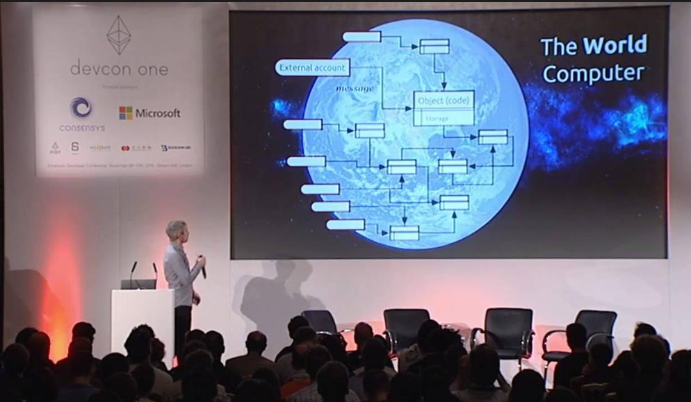 Gavin Wood Explains Ethereum. From the 2015 DevCon1 (youtube)