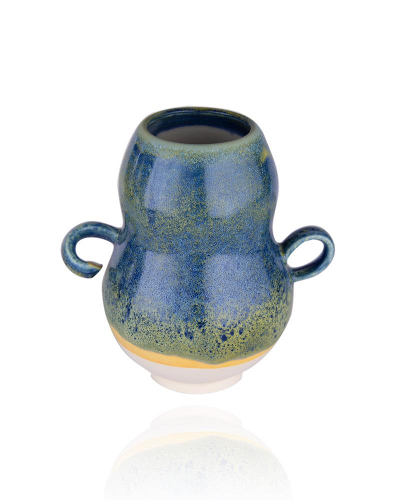 Copy of VASE, porcelain