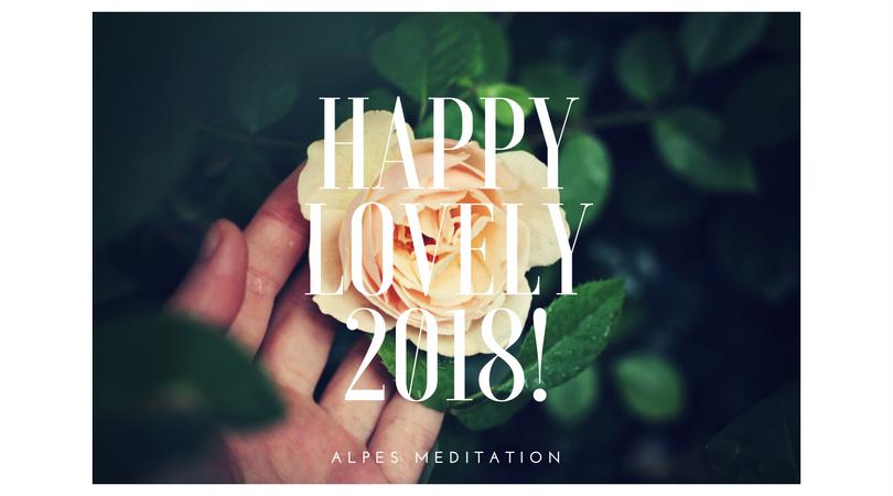 2018,le jardin de vos intentions fleurit!Belle année pleine de sens....png
