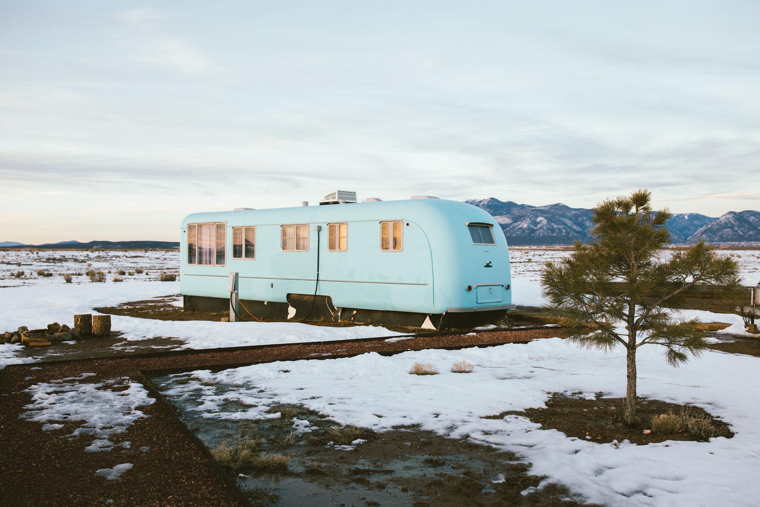 Taos, New Mexico -