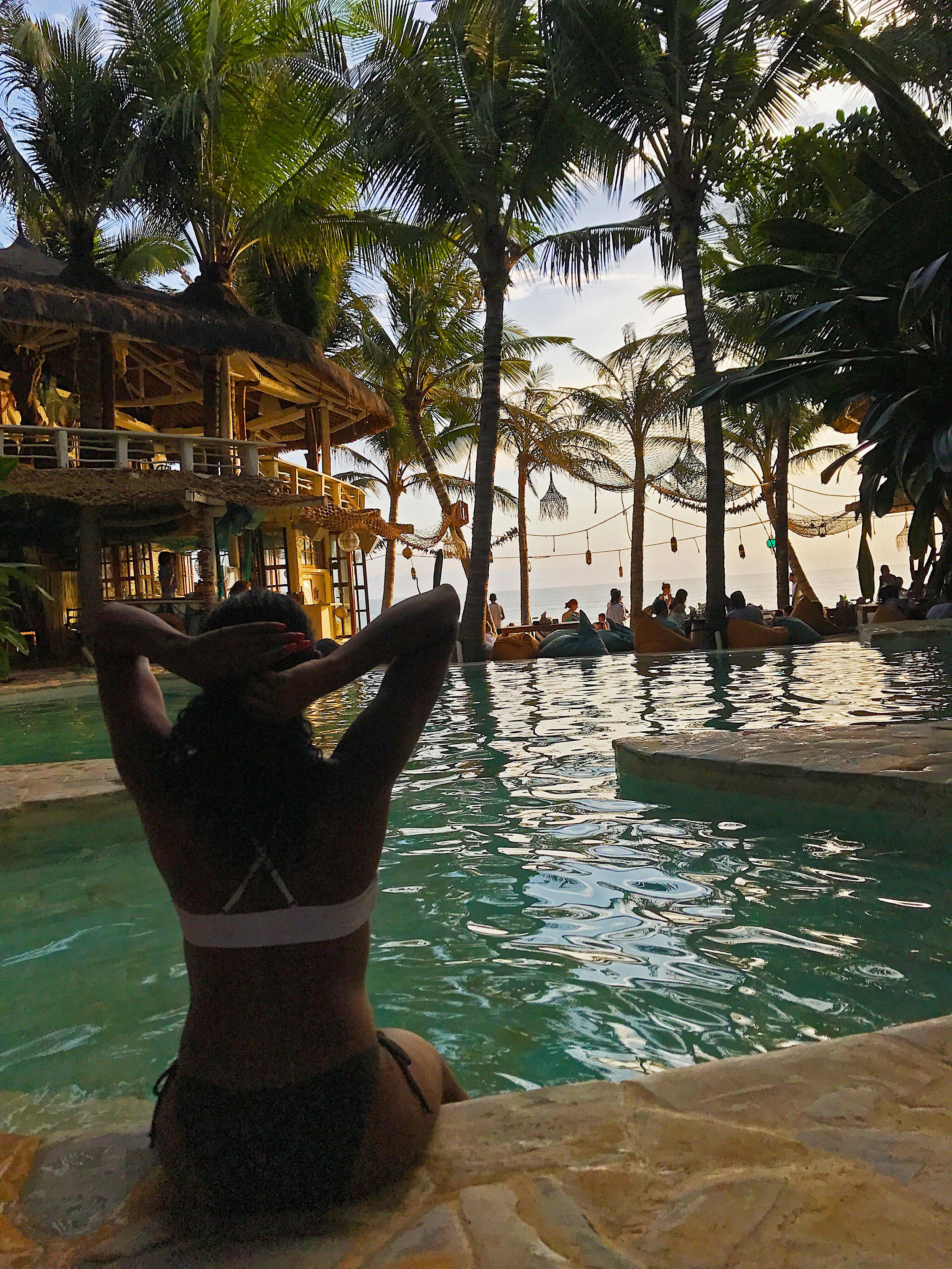 La Brisa beach club Canggu