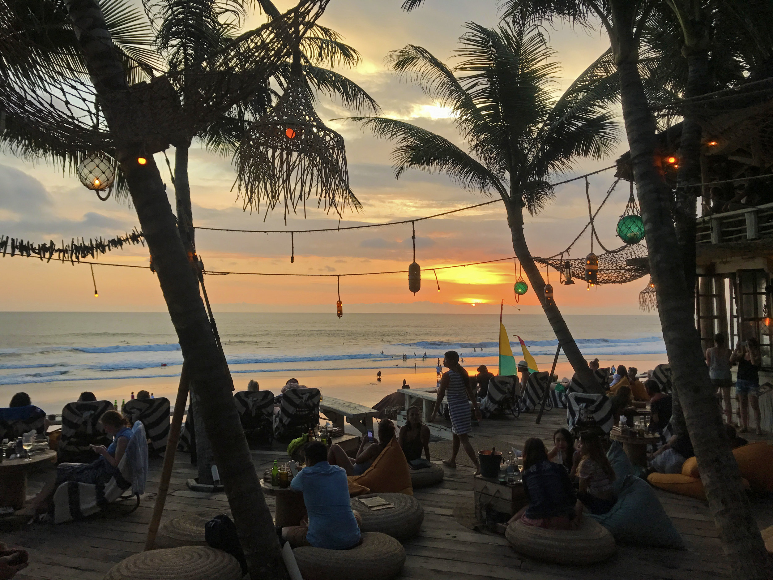La Brisa Bali, Echo Beach
