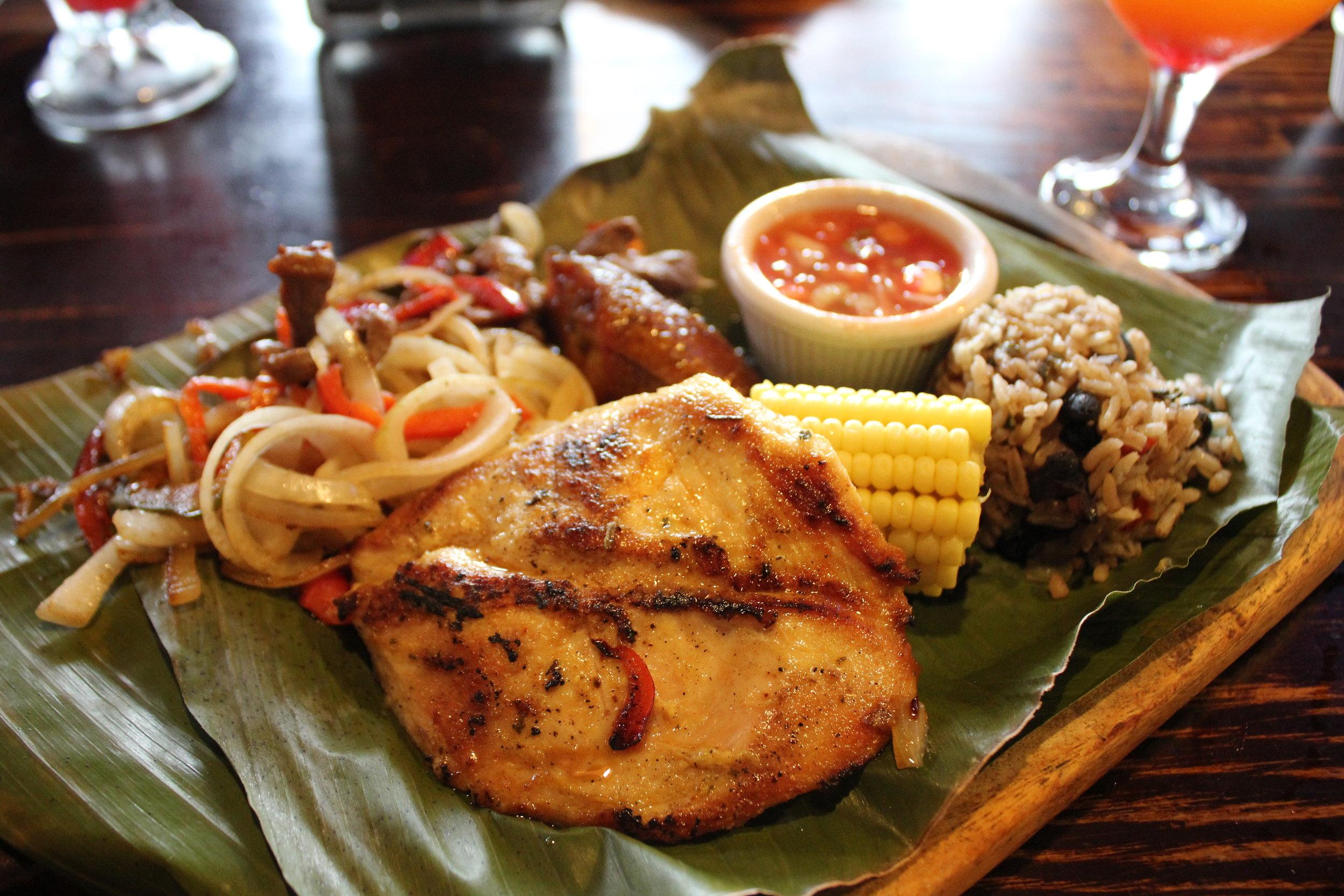 Food in Costa Rica   Helena Alyssa